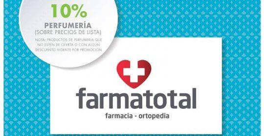 10% DESCUENTO FARMACIA